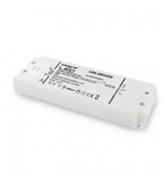 Integral 50W IP20 Constant Voltage Output Voltage 12V Dc Input Voltage 200 - (White)