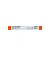 Integral CONSTANT VOLTAGE LONG & SLIM DRIVER 30W 24VDC NON-DIMM 180-264V INPUT (White)