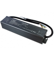 Integral 150W IP67 Constant Voltage Driver (Black)