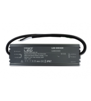 Integral 100W IP67 Constant Voltage Driver (Black)