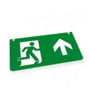 Integral Emergency Legend Up Arrow For ILEMES030 Integral (Green)