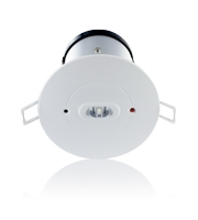 Integral All-in-One 1W Non Maintained 3 hour Emergency LED Downlight (White)