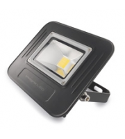 Integral Super-slim IP67 50W LED Floodlight (Black)