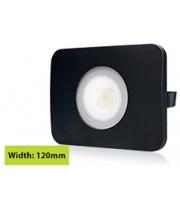 Integral Compact-tough Floodlight, IP65, 30W, 2700Lumens, 4000K, (Black)