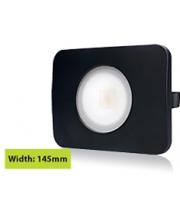 Integral Compact-tough Floodlight, IP65, 50W, 4500Lumens, 4000K (Black)