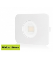 Integral Compact Tough Floodlight IP64 1800LM 20W 3000K 110B Non-dimm 90LM/W (White)