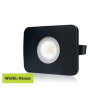 Integral Compact Tough Floodlight IP64 1800LM 20W 3000K 110B Non-dimm 90LM/W (Black)