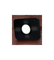 Integral Compact Tough Floodlight IP64 2700LM 30W 3000K 110B Non-dimm 90LM/W (Black)