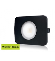 Integral Compact Tough Floodlight IP64 4500LM 50W 3000K 110B Non-dimm 930LM/W (Black)