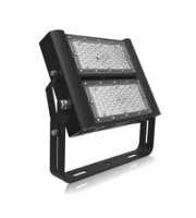 Integral Precision Pro Floodlight IP65 100W 4000K 30 Beam (Black)