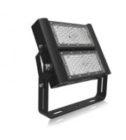 Integral Precision Pro Floodlight IP65 100W 4000K (Black)
