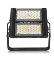 Integral Precision Pro Floodlight IP65 100W 4000K 85x135 Beam (Black)