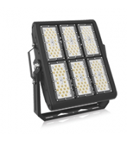 Integral Precision Pro Floodlight IP65 45000LM 300W 4000K 30 Beam 150LM/W (Black)
