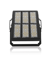 Integral Precision Pro Floodlight IP65 45000LM 300W 4000K 90 Beam 150LM/W (Black)