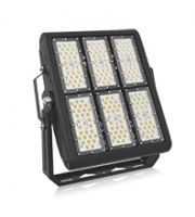 Integral Precision Pro Floodlight IP65 45000LM 300W 4000K 120 Beam 150LM/W (Black)