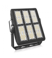 Integral Precision Pro Floodlight IP65 45000LM 300W 4000K 85x135 Beam 150LM/W (Black)