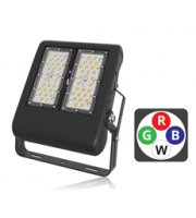 Integral Precision Pro Rgbw Floodlight 80W 60X135 Beam IP67 Black