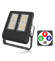 Integral Precision Pro Rgbw Floodlight 100W 60X135 Beam IP67 Black