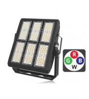Integral Precision Pro Rgb+w Floodlight 300W 85X135 Beam IP67 Black