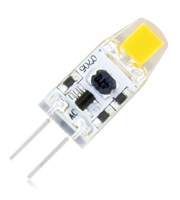 Integral G4 1.1W 2700K Non Dimmable LED Lamp (Warm White)