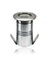 Integral In Ground Uplight IP67 25° Stainless Steel With H2O Stop Technology (Stainless Steel)
