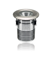 Integral In Ground Uplight IP67 290LM 4.5w 3000K 35° Stainless Steel (Stainless Steel)