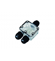 Integral OUTDOOR INGROUND ACCESSORY 3 WAY CONNECTOR BOX IP67 IK10