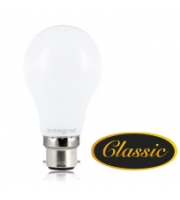 Integral Classic Gls B22 470LM 5.2W 2700K Non-dimm 300 Beam Frosted