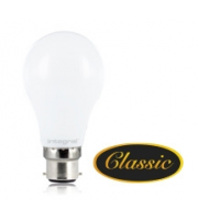 Integral Classic Gls B22 806LM 7.5W 2700K Non-dimm 300 Beam Frosted