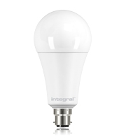 Integral B22 18W Non Dimmable Classic Globe LED Lamp (Daylight)