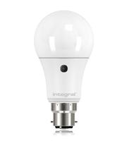 Integral B22 9.5W Auto Sensor GLS LED Lamp (Warm White)