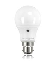 Integral B22 6.6W Auto Sensor GLS LED Lamp (Daylight White)