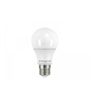 Integral GLS BULB E27 470LM 5.5W 2700K DIMMABLE 240 BEAM FROSTED
