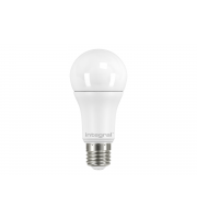 Integral GLS BULB E27 1060LM 12W 2700K DIMMABLE 200 BEAM FROSTED
