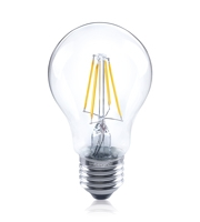 Integral E27 8W Classic Globe Dimmable LED Omni-Lamp (Warm White)