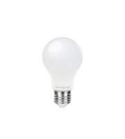 Integral GLS BULB E27 806LM 9.5W 2700K DIMMABLE 240 BEAM FROSTED