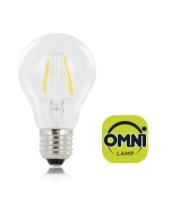 Integral Omni Filament Gls E27 470LM 4W 2700K Non-dimm 330 Beam Clear