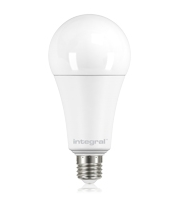 Integral E27 18W Non-Dimmable GLS LED Lamp (Warm White)