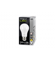 Integral GLS BULB E27 1921LM 14.5W 2700K NON-DIMM 200 BEAM FROSTED