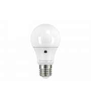 Integral GLS BULB E27 470LM 5.5W 2700K NON-DIMM 200 BEAM FROSTED