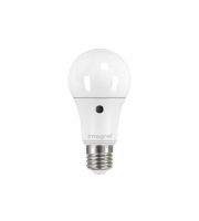 Integral GLS BULB E27 806LM 8.5W 2700K NON-DIMM 200 BEAM FROSTED