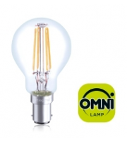 Integral B15 4W Non-Dimmable Filament Omni-Lamp (Warm White)