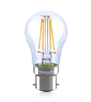 Integral B22 4.5W Dimmable Filament Omni-Lamp (Warm White)