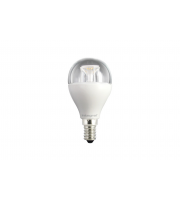 Integral GOLF BALL BULB E14 470LM 5.6W 2700K DIMMABLE 210 BEAM CLEAR