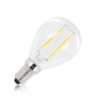 Integral Omni Filament Golf Ball E14 250LM 2.8W 2700K Non-dimm 300 Beam Clear
