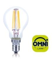 Integral E14 4W Non-Dimmable LED Omni-Lamp (Warm White)