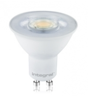 Integral GU10 PAR16 3W Non-Dimmable LED Lamp (Cool White)