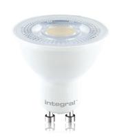 Integral GU10 PAR16 5.7W Non-Dimmable LED Lamp (Cool White)