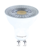 Integral GU10 PAR16 4.5W Non-Dimmable LED Lamp (Cool White)