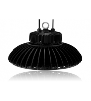 Integral Led Circular High Bay 100W 12000lm 50° 1-10V Dimmable Warehouse Retail